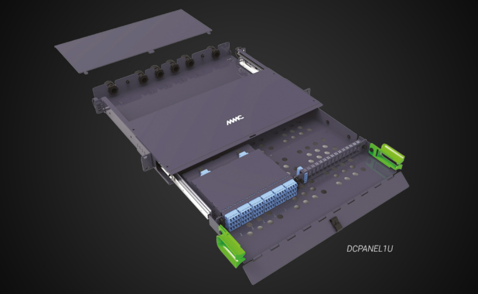 High-density optical solutions for data centers