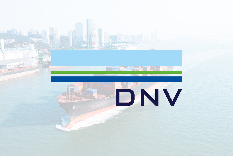 DNV Certification :  an essential indicator of quality for the marine sector